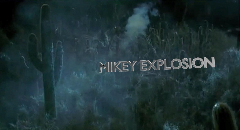 SONDARE L'ALTROVE  MIKEY EXPLOSION  – Luca Pozzi
