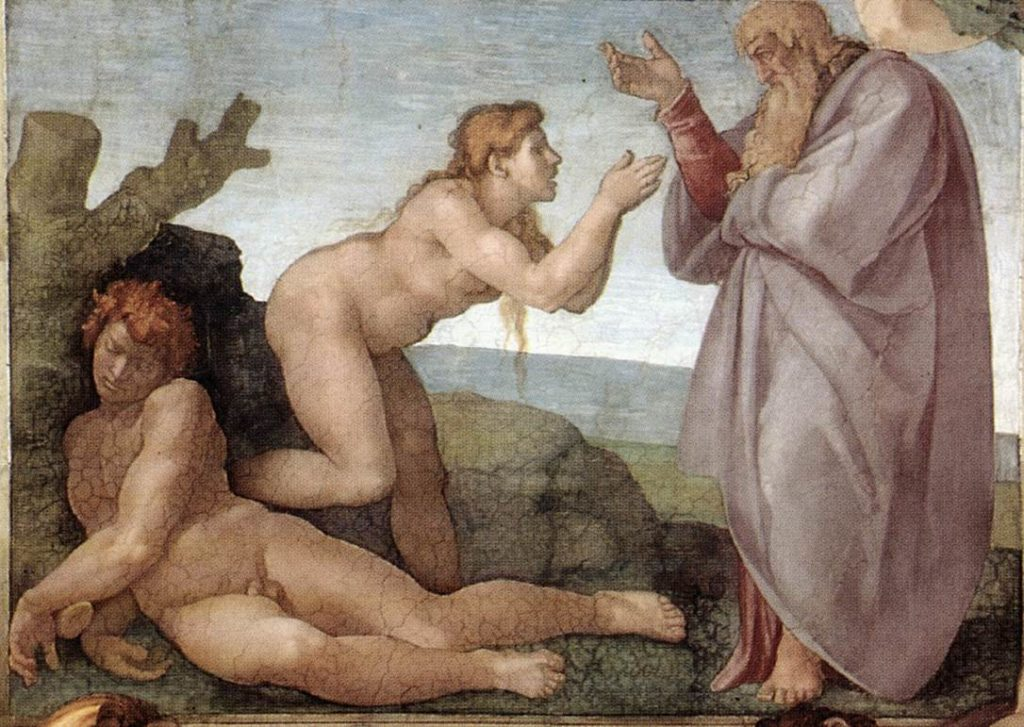 Eva costola di Adamo… Ulay costola di Marina