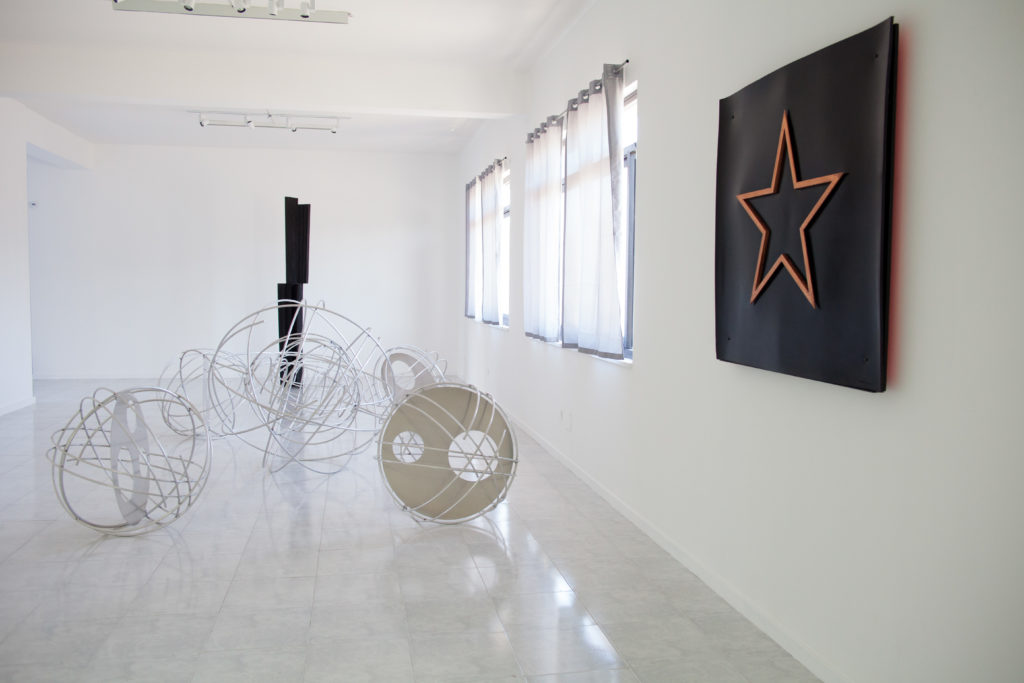 Zorio, Mattiacci, Messinae Nunzio: la Primiera dell'Arte