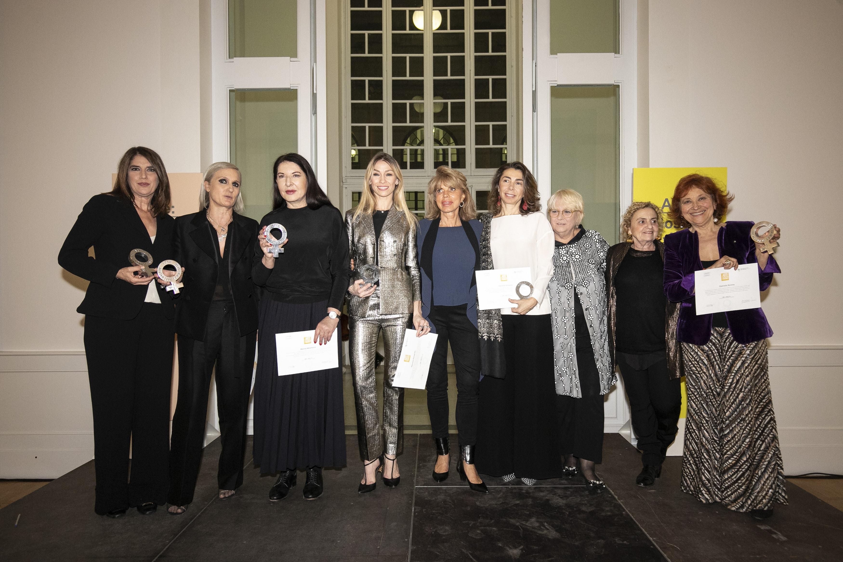 Premio Arte: Sostantivo Femminile – XI Edizione. Courtesy Galleria Nazionale d'Arte Moderna e Contemporanea