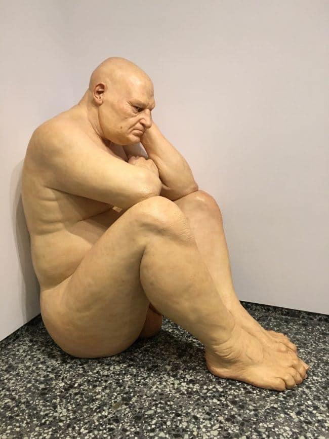 Povere sculture Giganti