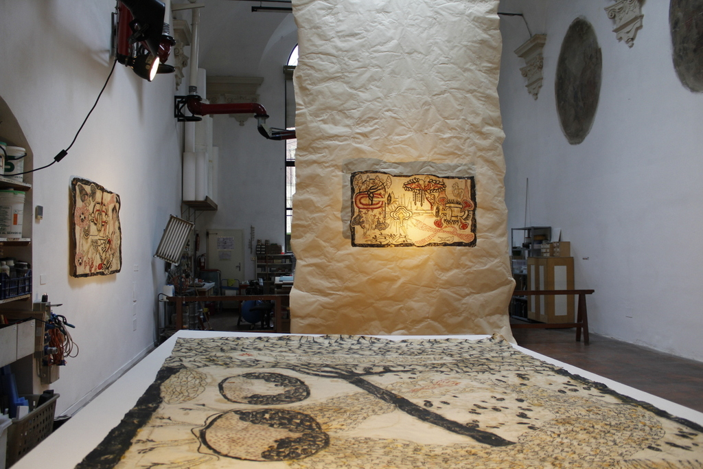 Simone Pellegrini_Sensorio Indiscreto, LabOratorio degli Angeli, Bologna (2)