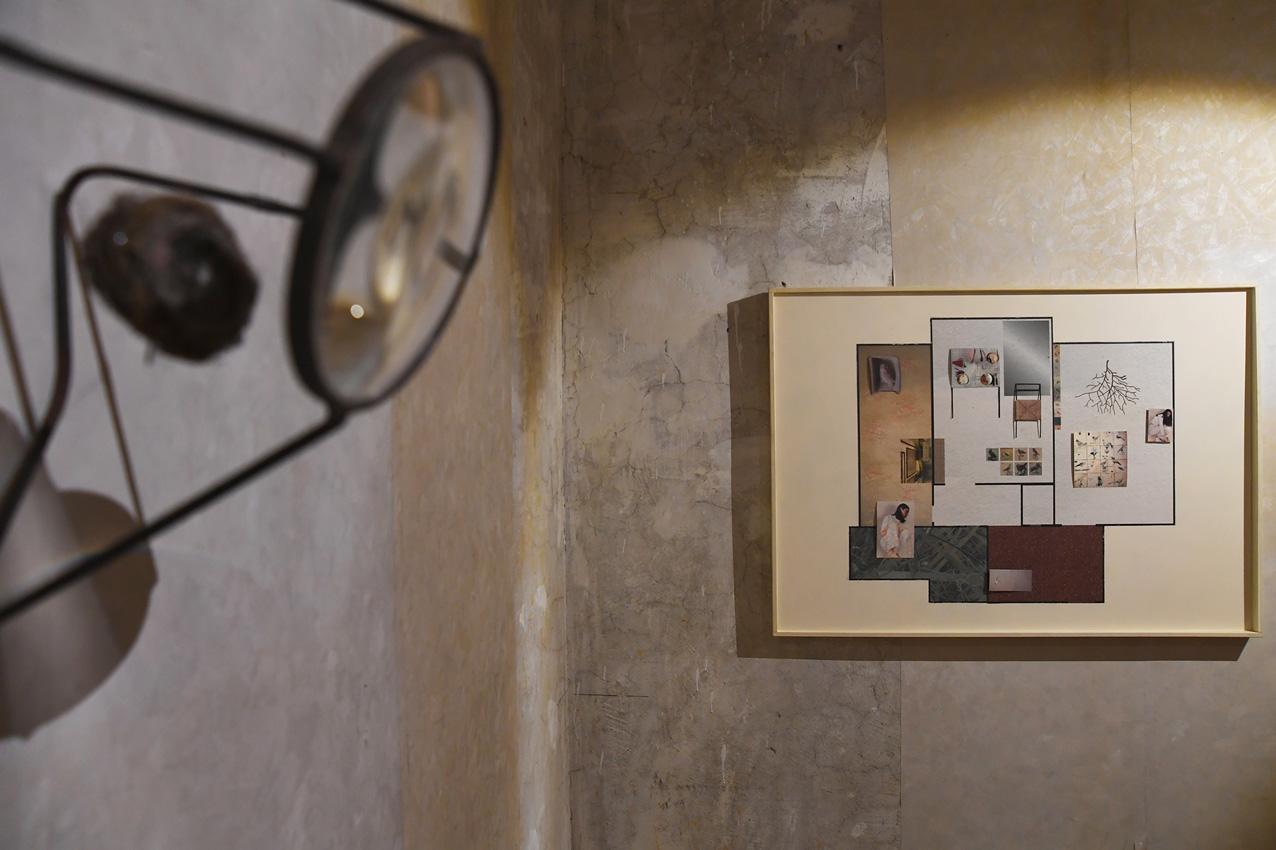 Franco Cenci, Il Cielo in una Casa, CASA VUOTA. Credits, ph Antonio Giannetti