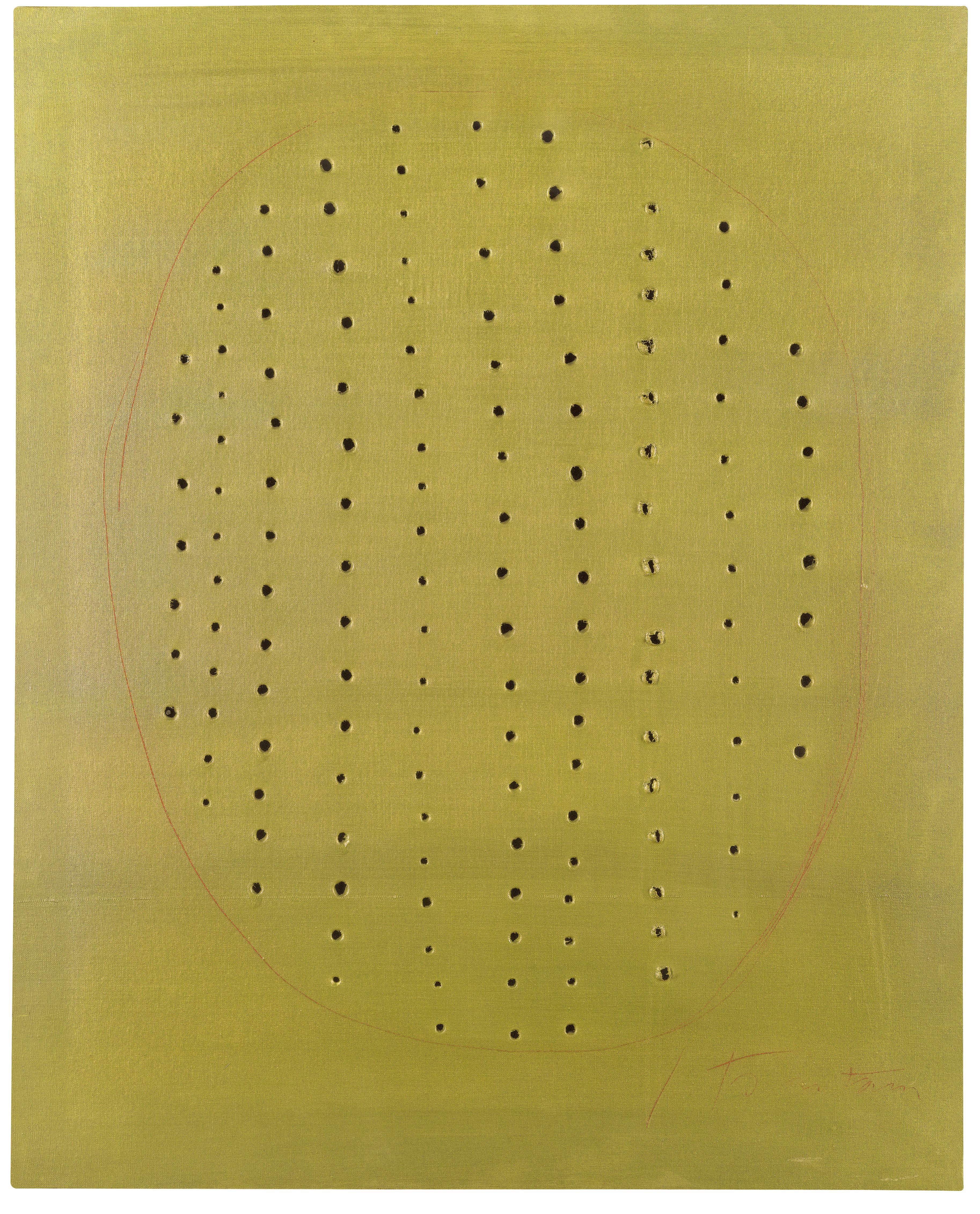 Lucio Fontana. Collezioni di terra e d'oro