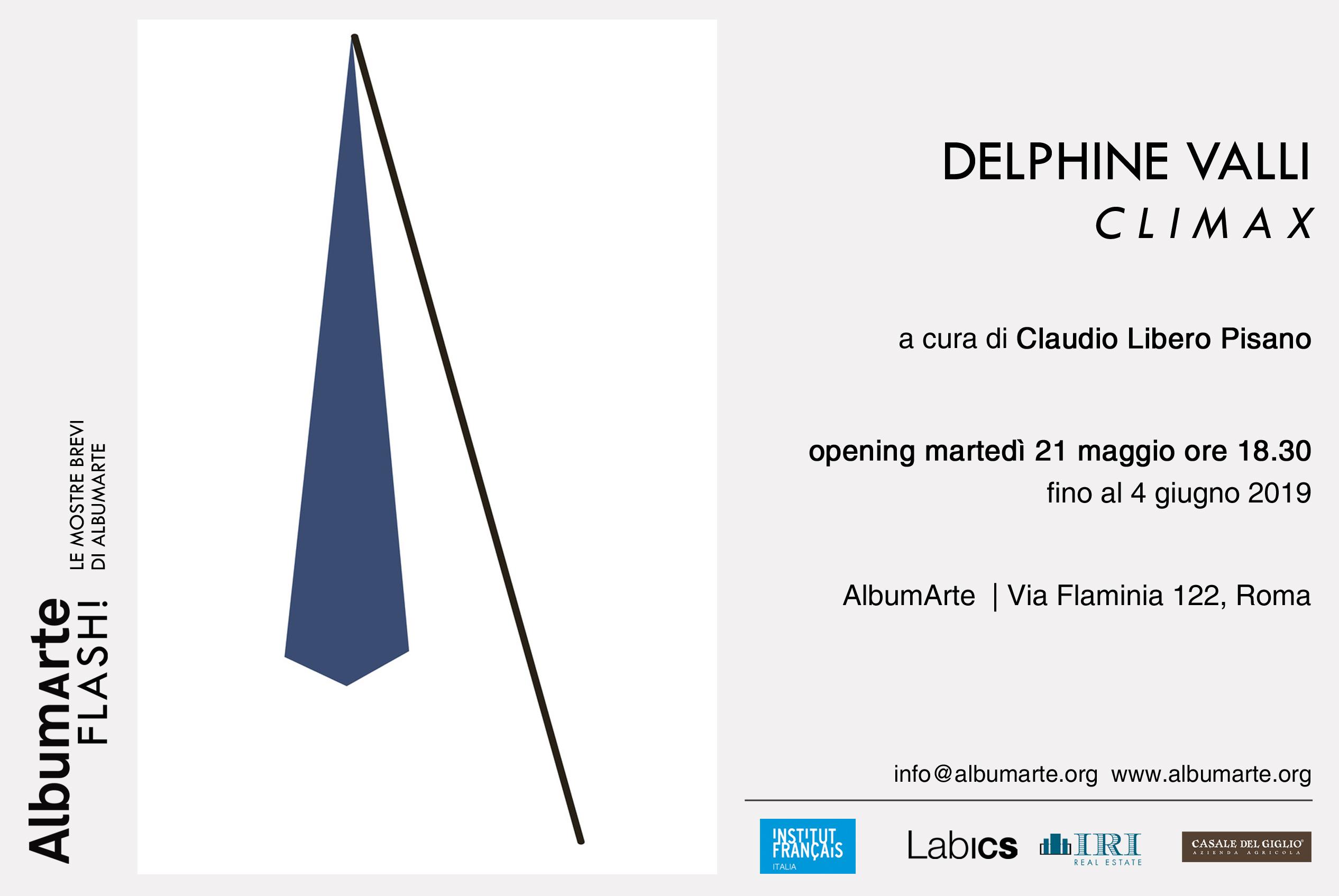 Delphine Valli: CLIMAX