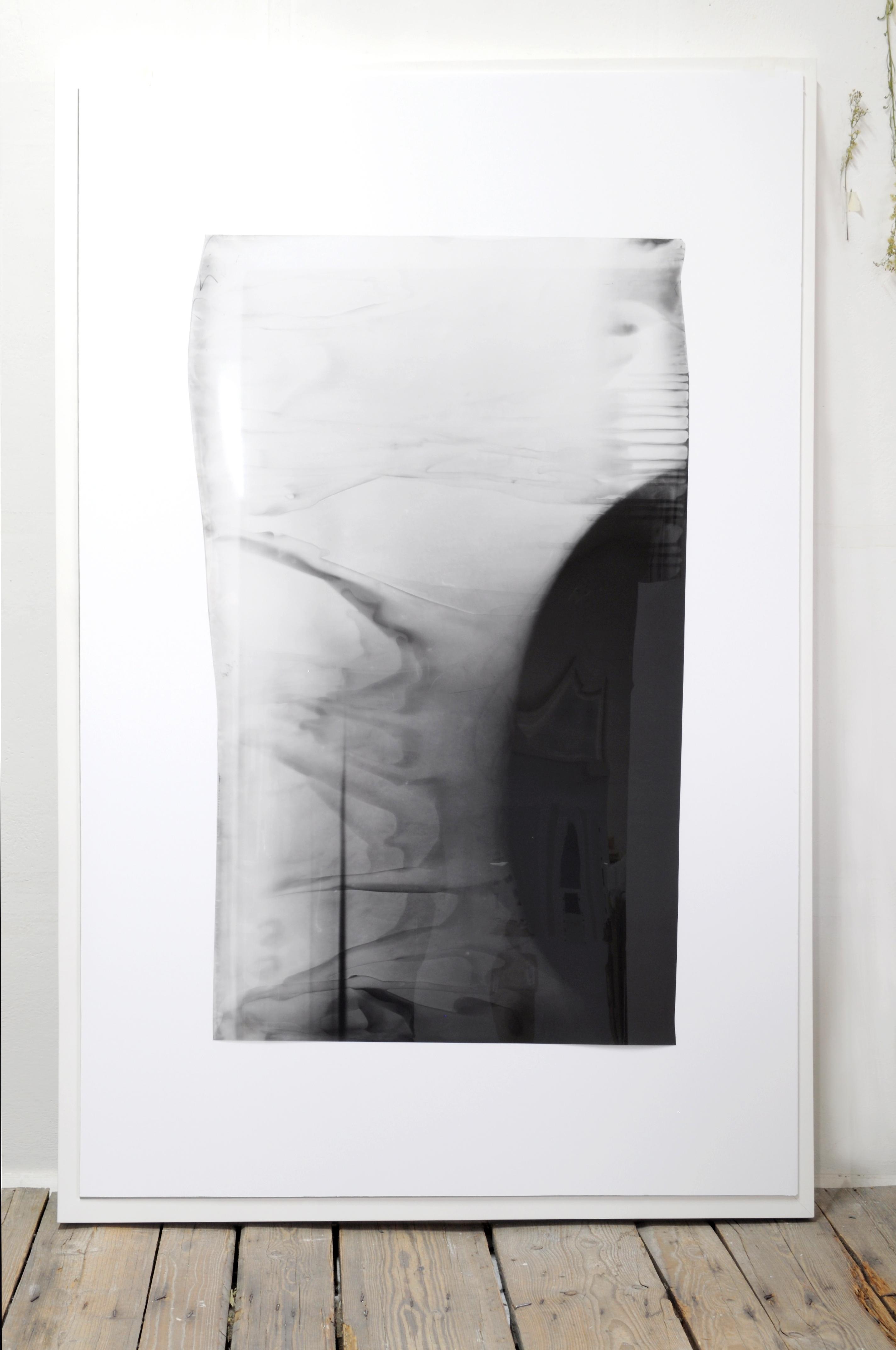 Luca Piovaccari, Ascolta il tuo respiro, 2016, pellicola fotografica, cm 103 x 150