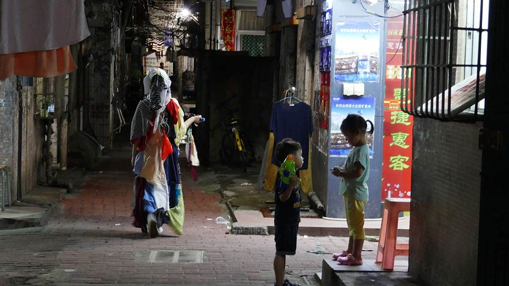 Sabrina Muzi – Wandering Baishizhou