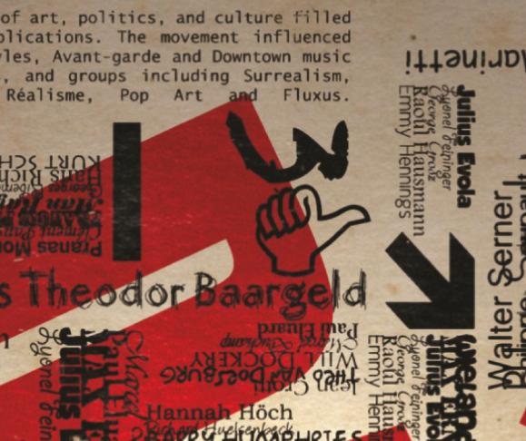 La radicalità dell'avanguardia