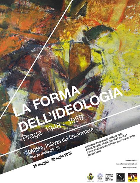 La forma dell'ideologia. Praga 1948-1989