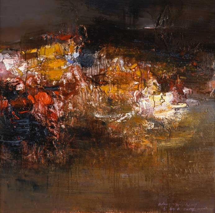 Wang Yancheng – Works