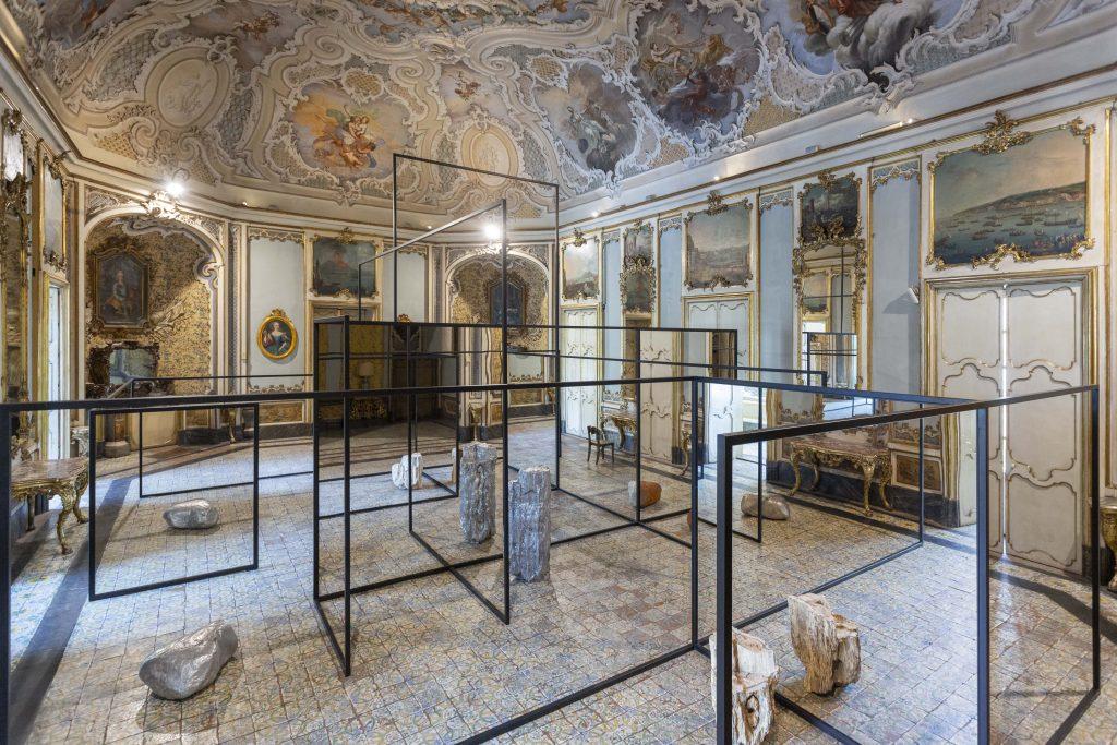 Palazzo Biscari: Opere della Collezione Sandretto Re Rebaudengo