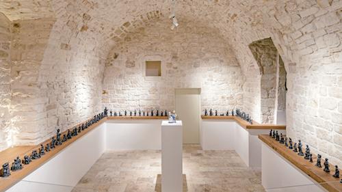 """Conversano (BA), Galleria Cattedrale. Dario Agrimi, """"Mozzafiato"""", a cura di Lia De Venere"""