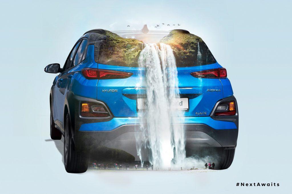 Birgit Palma Hyundai Kona Hybrid
