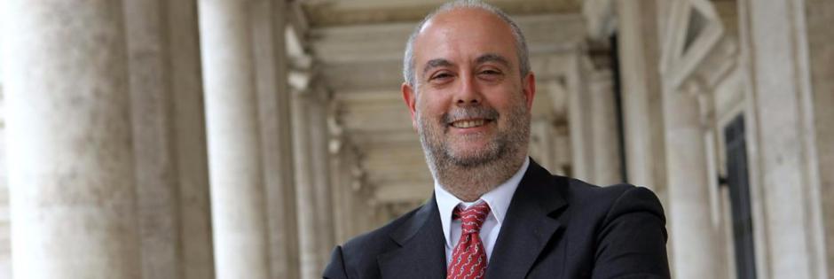 Umberto Croppi, nuovo presidente della Fondazione La Quadriennale di Roma.
