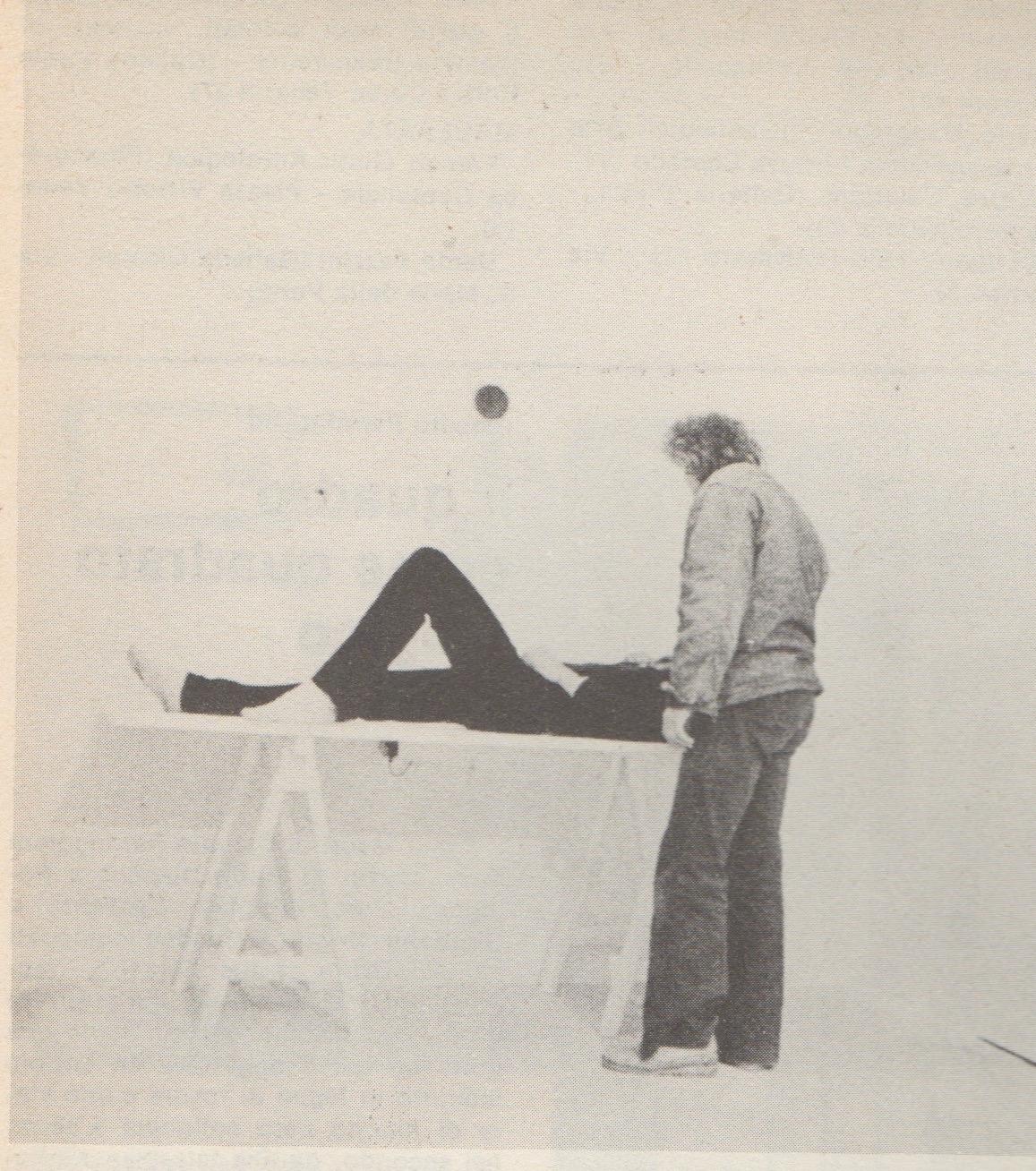 Eliseo Mattiacci, Studio Cesare Manzo, Pescara 1978