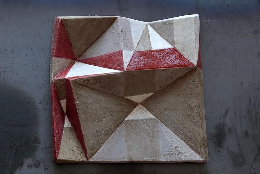LA CORTE APERTA. Geometria Volume Colore Sentimento