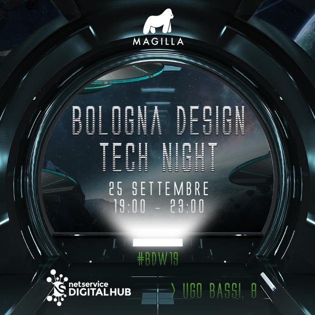 Bologna Design Tech NIght 2019