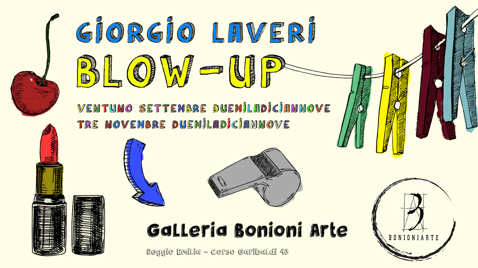 Blow-Up – Giorgio Laveri