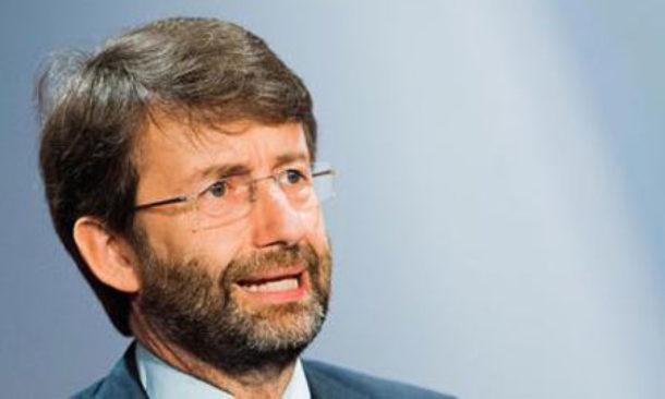 Dario Franceschini, nuovo ministro del MIBACT.