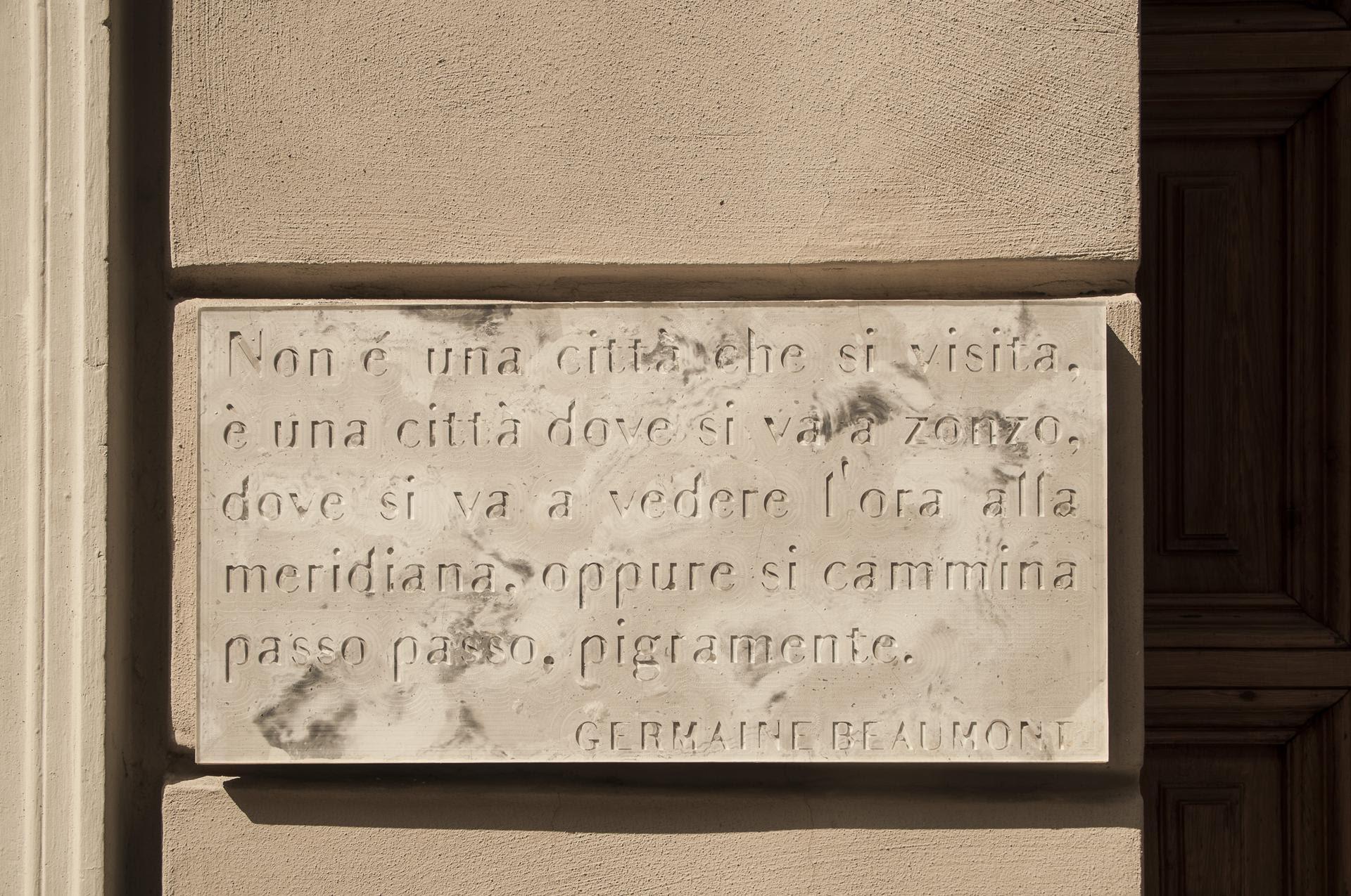 Ettore Favini, Nouvelles Flâneries