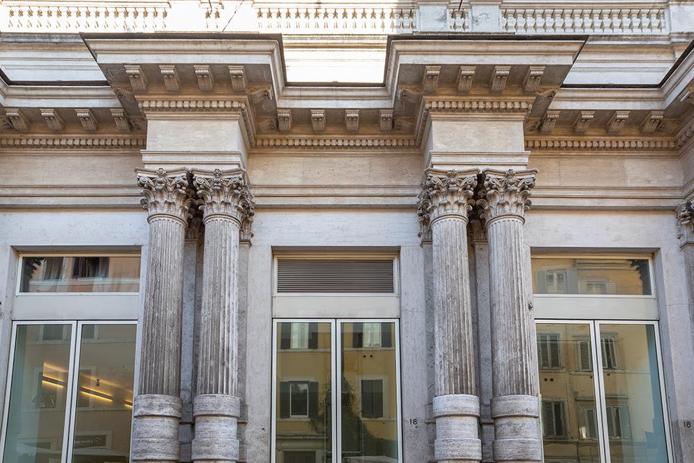 La Fondazione, Roma. Ph. Daniele Molajoli