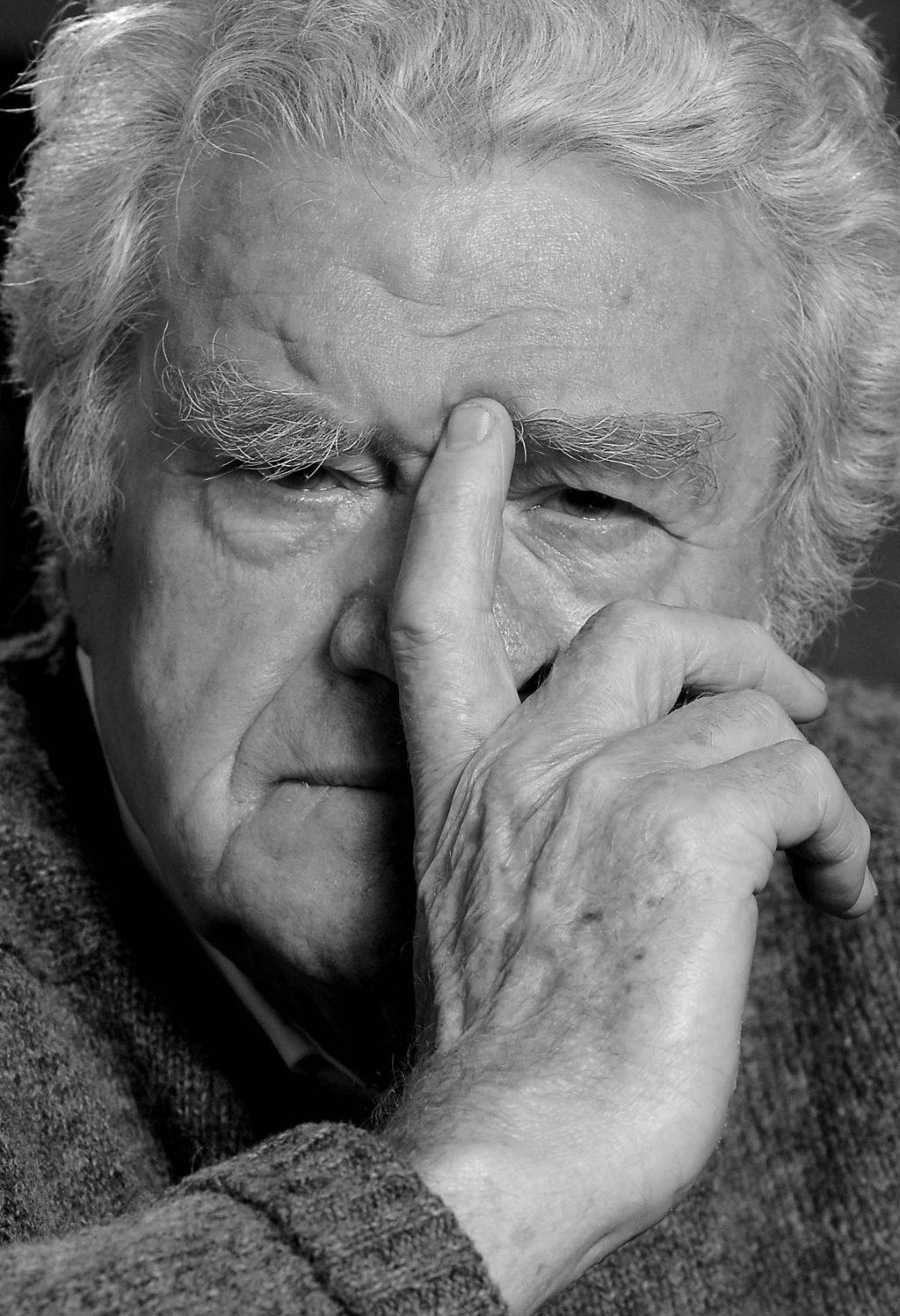 Pietro Cascella 2005 © ph. Claudio Barontini