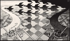Escher.Day and Nightm