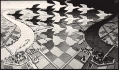 Escher.Day and Nightm
