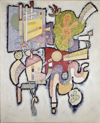 Vassily Kandinsky, Complexité simple
