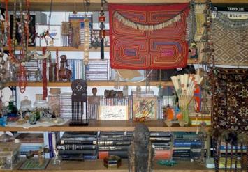 Berty's-Bazaar-immagine guida mostra