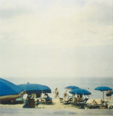 CY TWOMBLY Miramare - by the sea, Gaeta 2001
