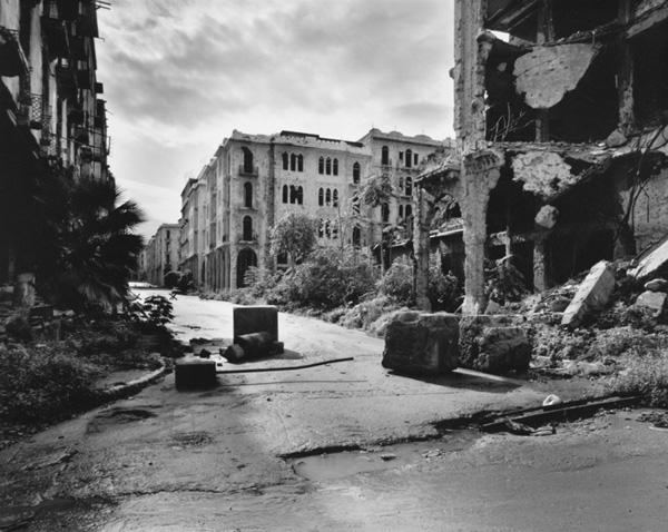 Gabriele_Basilico_Beirut_1991
