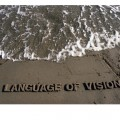 Fernando De Filippi, Language of vision, foto,cm.70x100, 1976