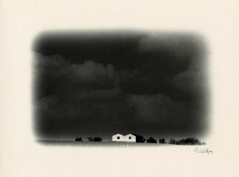 Paolo Dell'Elce - motivi di paesaggio - 1987