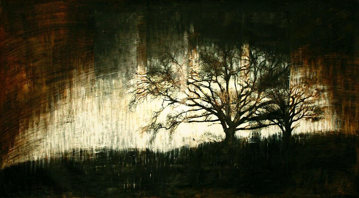 Mariarosaria Stigliano, Bruno Parretti, Il volo del vento