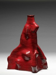 Pneuma Rosso 2011, h.70 cm