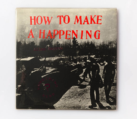 RECORDS BY ARTISTS Allan Kaprow