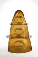 Tristano di Robilant ASSISI, vetro