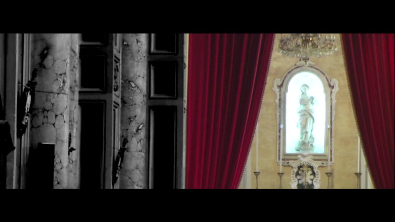 Valentina Ferrandes, The Oyster effect, 2010, HD video, 12' 51''