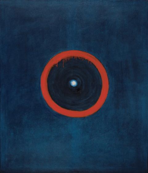 Winfred Gaul, Oggetto mistico, 1961