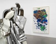 """Chamberlain | Mitchell"" Installation view Photo by Matteo d'Elatto"