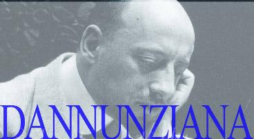 manifesto dannunziana