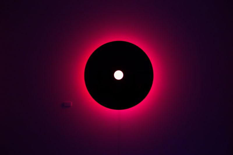 Nanda Vigo, Genesis Light, 2006